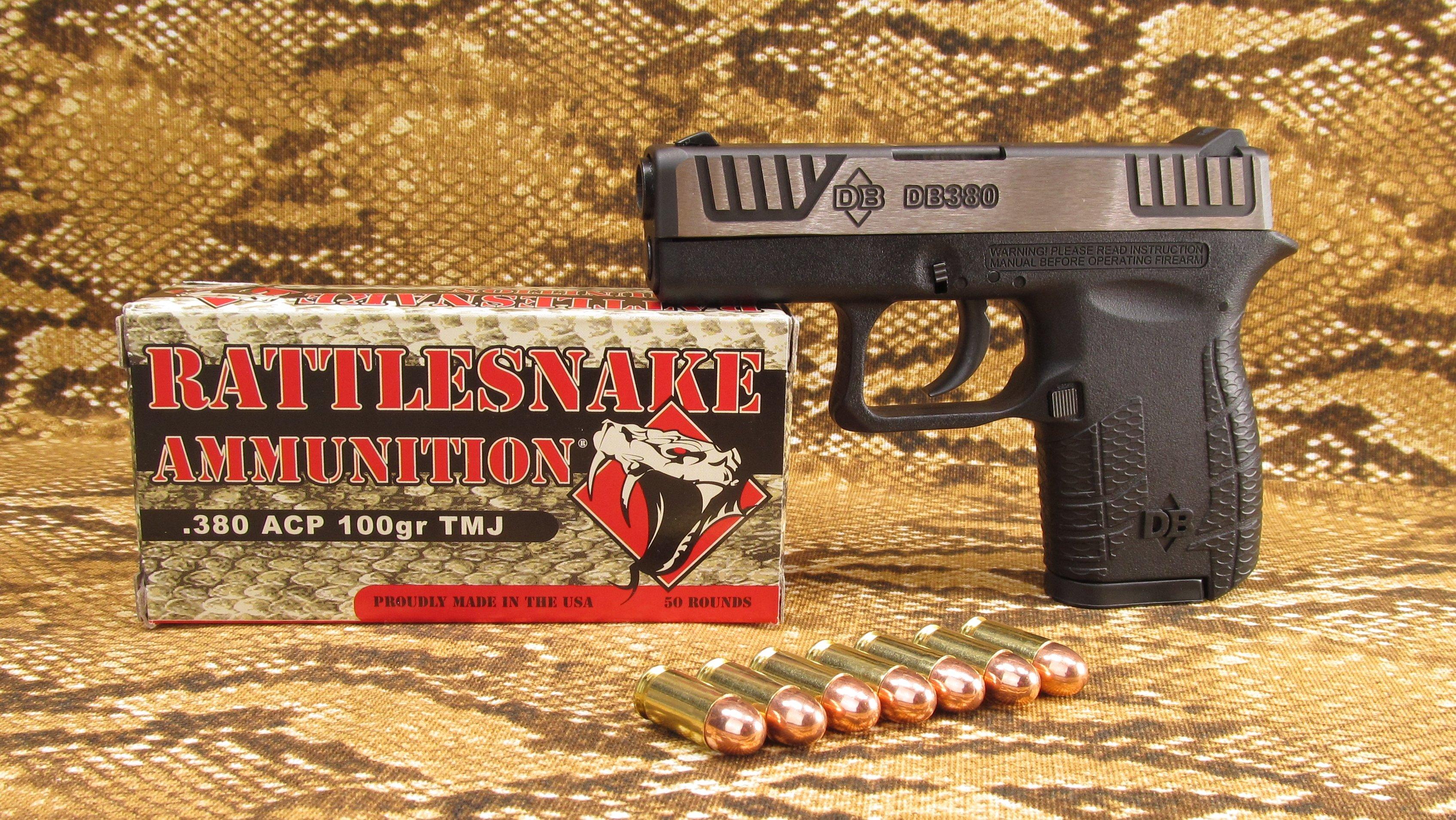 Diamondback Firearms DB380SL – New Gun Review