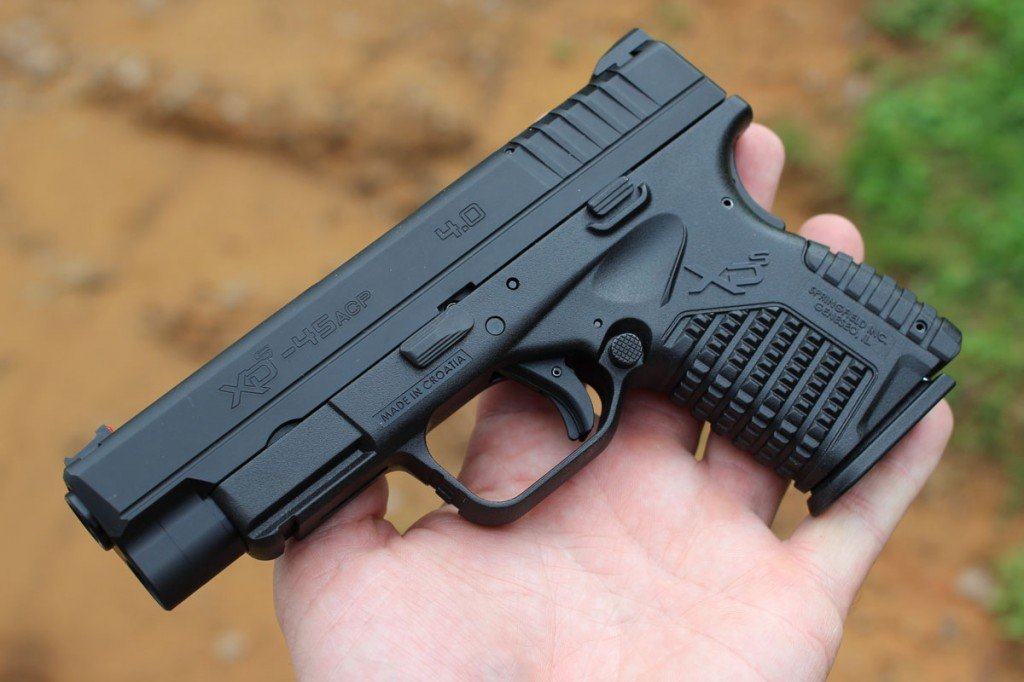 Fist full of Hardball: Why I Carry a Springfield XD-S
