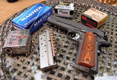 The Springfield Armory 9mm Range Officer shoots as good as it looks.