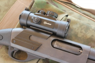 The Firefield is perfect for both the range and home defense.
