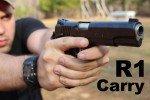 Remington R1 Carry: the EDC 1911—New Gun Review
