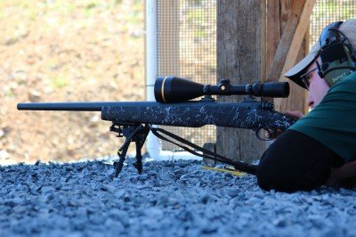 Stretching the MMR and Hornady ammunition to 300 yards.