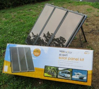 The solar starter kit from Harbor Freight is $189, and it is a great way to understand the basic components of a solar power kit.