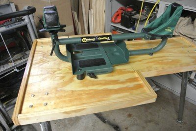 How to Build A Shooting Bench Step 14