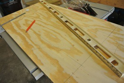 How to Build A Shooting Bench Step 3