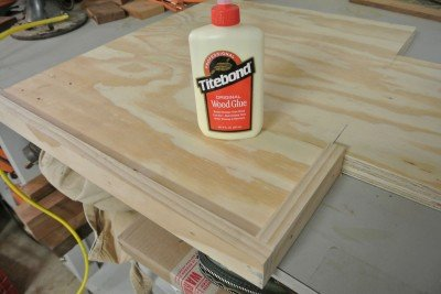 How to Build A Shooting Bench Step 8