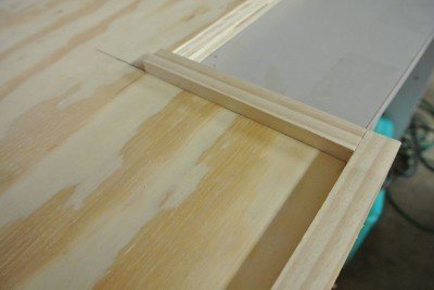 How to Build A Shooting Bench Step 9
