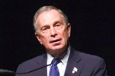 Michael Bloomberg, billionaire business magnate, gun-control activist, and former mayor of New York City.  (Photo: AP)
