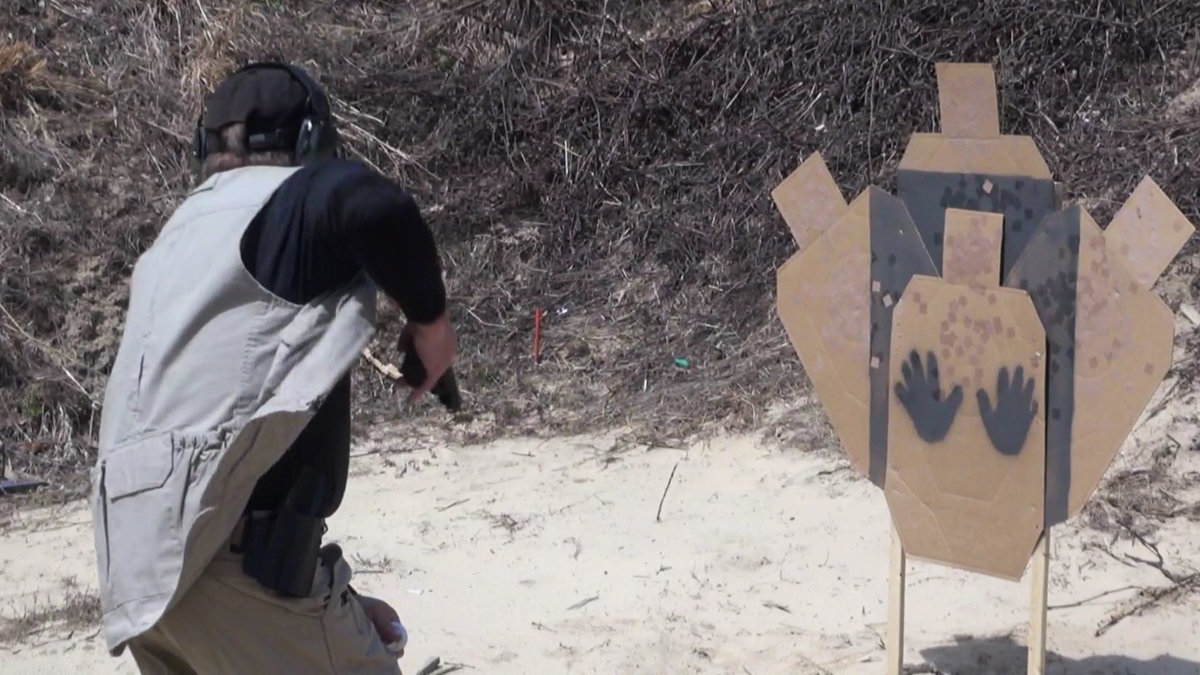 Getting Started in the IDPA