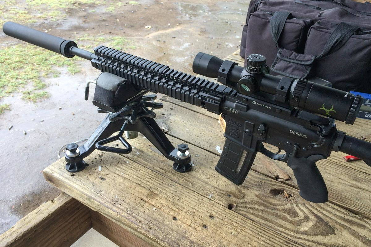 Silencing The 300 Aac Blackout Gunsamerica Digest
