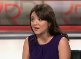 Erika Soto Lamb, communications director for Everytown for Gun Safety.  (Photo: MSNBC)