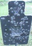 Steel Target Torture – Action Targets PT Tactical Torso
