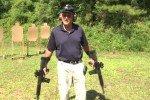 Jerry Miculek rocks double SIG AR pistols