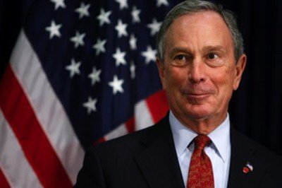 Former New York City Mayor Michael Bloomberg, the primary funder of Everytown for Gun Safety.