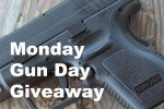 Monday Gun-Day Giveaway: This week–Springfield Armory XD