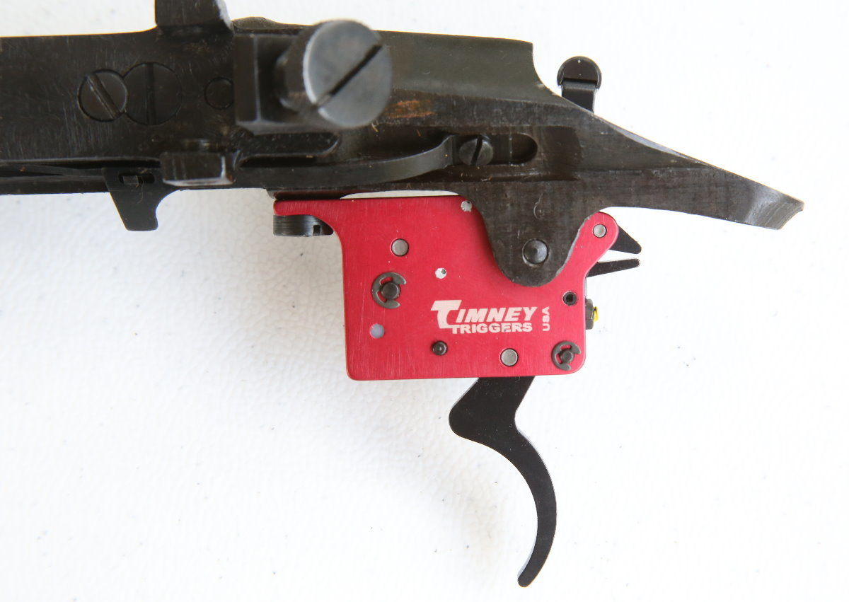 Timney Trigger For Mosin Nagant Review Parts Diagram This Part Couldnt Be Simpler