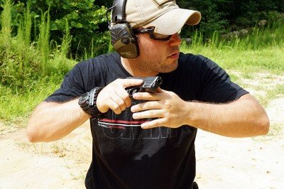 Training with the XDs isn't as hard on your hands as you'd imagine, which makes it even more valuable for self defense.