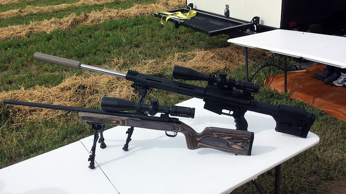Shoot one mile for just over one grand