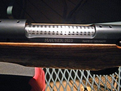 All markings on the barrel and receiver were clear and easy to read.