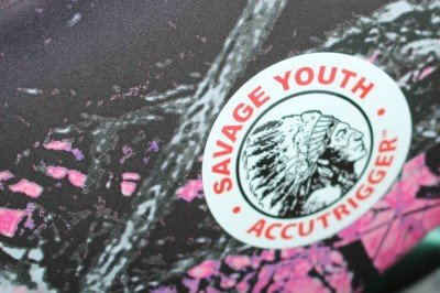 Savage Youth would be a great band name. As is, it is big gun that can grow with a young shooter's abilities.