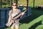 11 Year Old Girl Masters Savage .308 (Gun Review)
