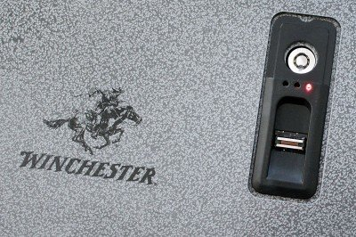 winchester evault biometric safe