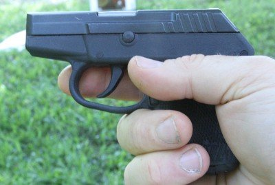 The Kel-Tec P-32 is one of the guns that many would argue just aren't enough gun.