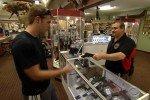 Gun sales increase in wake of fatal police shooting of teen