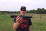 22plinkster: Will a .22lr go through a rifle scope?
