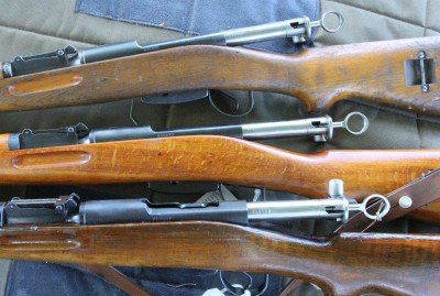 We tested three rifles for this article. My old and very rough beechwood stocked K31, and two new guns from Samco, the only importer I have found in a decade.