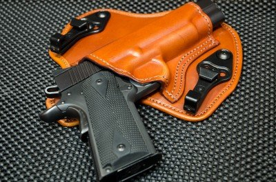 A full sized 1911 has been the carry gun of choice for many since long before the author was born.