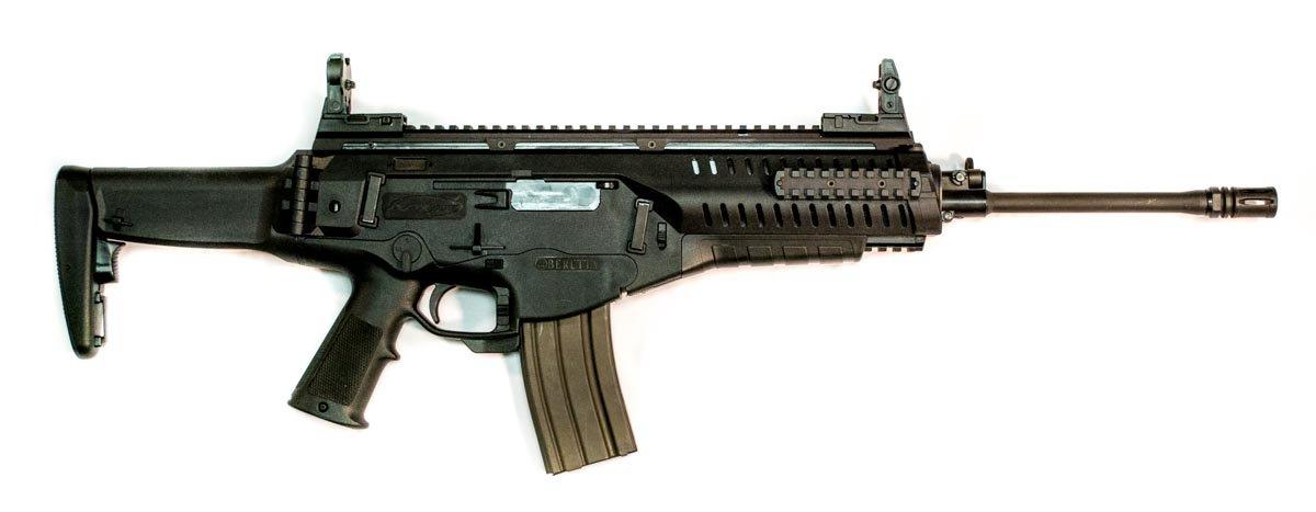 Beretta's ARX100: A Closer Look