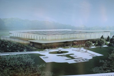 The 160,00 $45 million facility should be open in 2015.