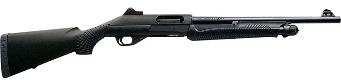 The performance of a Benelli for under $500? And you get the odd design aesthetic, too. It is a stylish gun, but incredibly functional.