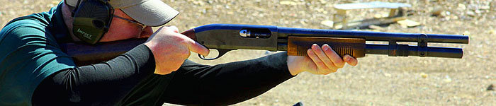 The classic 870 has been called on to do just about every job one can do with a shotgun.