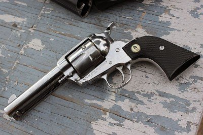 Read the review of the Ruger Vaqueros here.