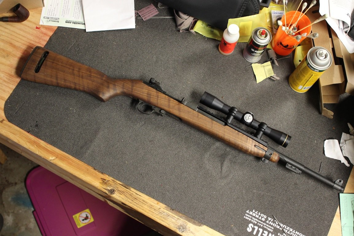 Fulton Armory M3 Scout Carbine–Even Better than the Real Thing