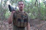 Body armor vs. 50 shotgun slugs