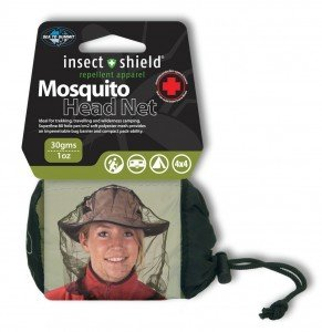 If you are in mosquito country, plan to get a mosquito suit, or at least a head net. Repellant is expensive.
