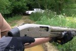Muddy torture test: Mossberg, Remington, Benelli, Savage