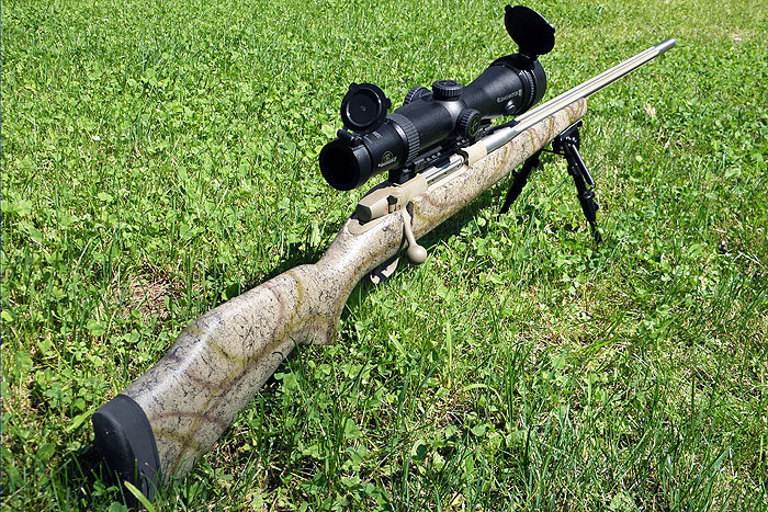 Weatherby Mark V Terramark RC – new gun review.