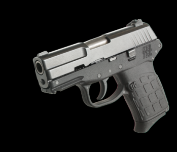 The Kel-Tec PF-9 comes in at $333, or less.
