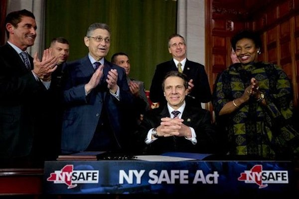 The SAFE Act was an utter disaster, will GIVE be any better?  (Photo: AP)