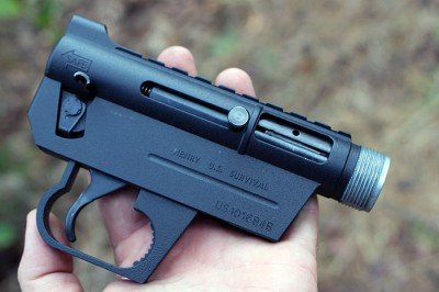 The AR-7 is a modest gun. IT is an exercise in practical minimalism.