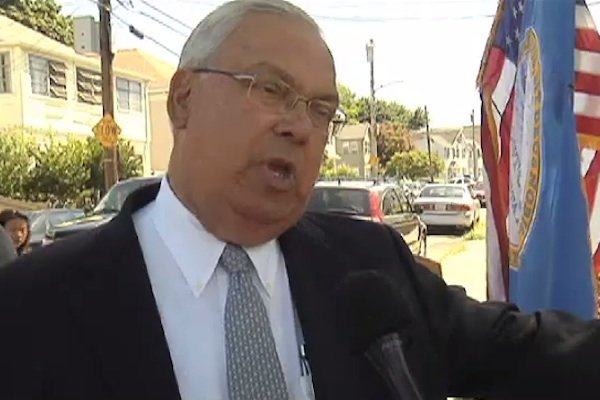 Thomas Menino, Boston's longest serving mayor from 1993-2014. (Photo: BNN News)
