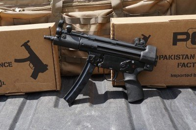 The POF-5K. Price, performance, package (small), practical, pistol, and, from Pakistan of all places.