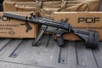 MP-5 Clone from Pakistan – Pakistani Ordnance Factory's POF-5