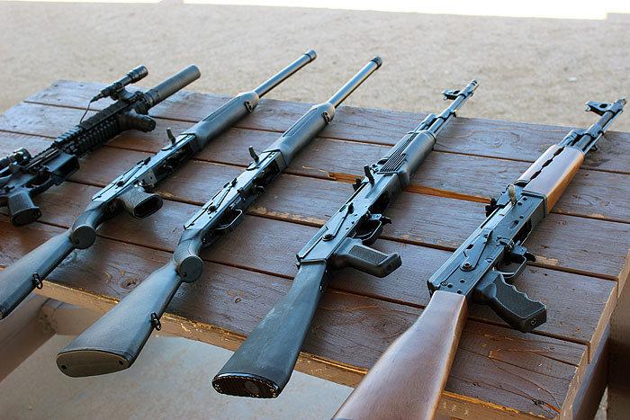 Tac-Con's Raptor AK Trigger-SHOT Show 2015 - GunsAmerica Digest