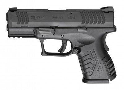 The XD(M) 3.8 is a bit more compact than some of the competition.