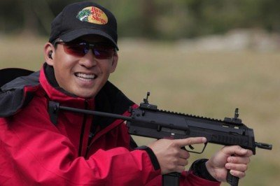Chris Cheng, one of the nicest guys you'll ever meet and one hell of a shooter.  (Photo: Fox)